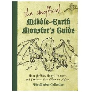 THE-UNOFFICIAL-MIDDLE-EARTH-MONSTER-SCOTT-FRANCIS-PETER-ARCHER-PAPERBACK-NEW