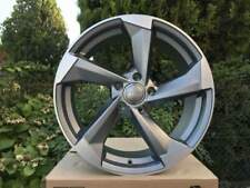 Cerchi audi mod. new rotor 17 - 18 - 19 - 20 made in germany
