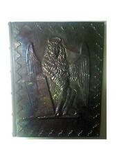 Libro rarissimo Magia di venezia Copertina in bronzo
