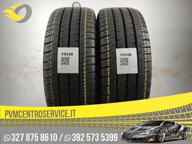 Gomme Usate 235 65 16C Michelin 19330