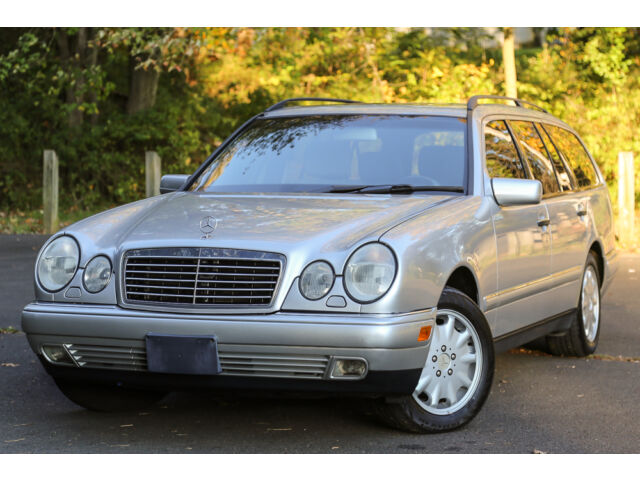 1999 mercedes benz e320 wagon 3rd row seat 4matic awd. Black Bedroom Furniture Sets. Home Design Ideas