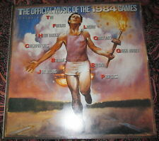 The Official Music Of The 1984 Games LP