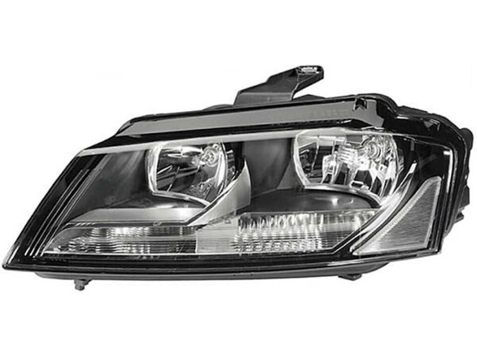 Audi A3 fanale paraurti parafango kit airbag ossatura 08>12