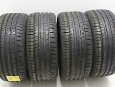 Kit di 4 gomme nuove 255/35/19 Continental