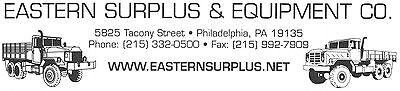 Eastern Surplus and Equipment Co