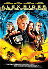 Alex Rider: Operation Stormbreaker (DVD, 2006, Widescreen)