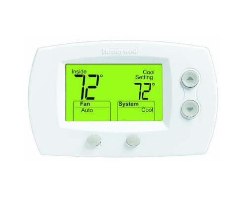 top 6 honeywell non programmable thermostats ebay. Black Bedroom Furniture Sets. Home Design Ideas