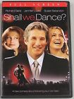Shall We Dance? (DVD, 2005, Full Frame)