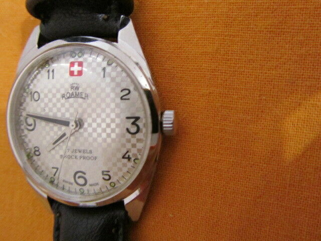 Roamer mov.fhf st96 a carica manuale- 2