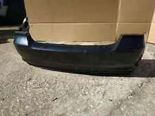 Paraurti posteriore bmw serie 3 berlina