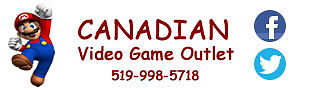 Canadian Video Game Outlet