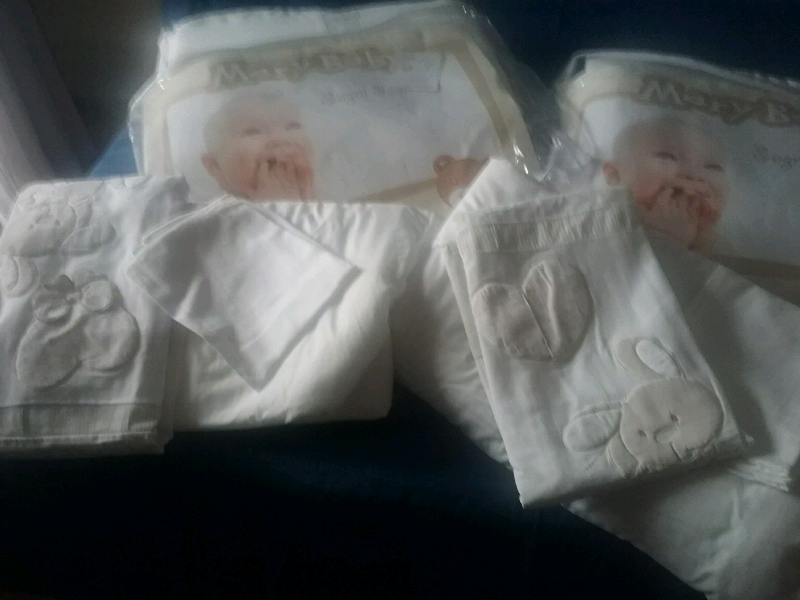 Set PARACOLPI lettino Mary baby