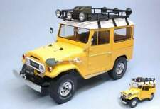 Triple 9 t9-1800151 toyota land cruiser fj40 1967 yellow w/white roof