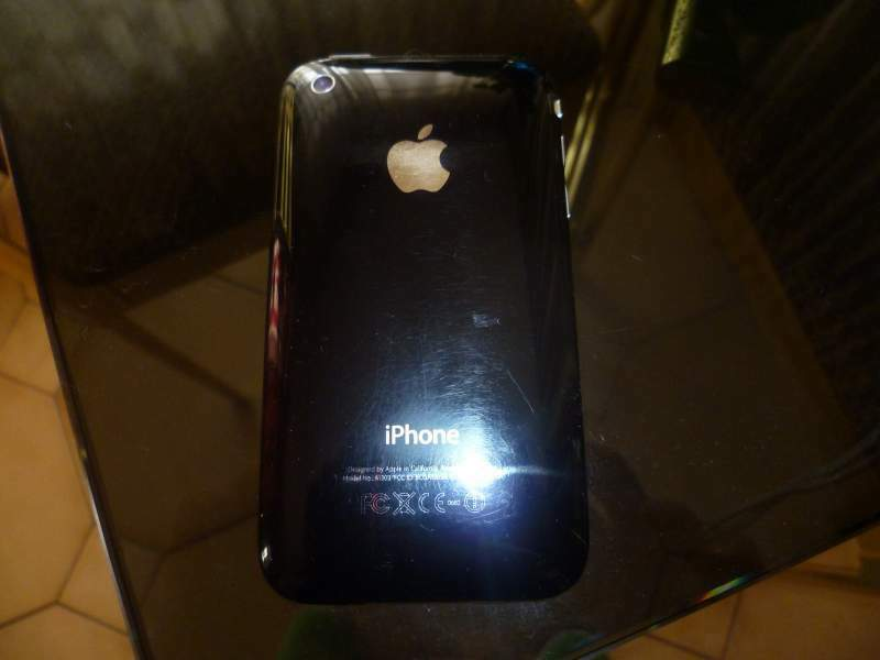 Iphone 3Gs 8Gb e Accessorri 3