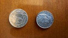 Monete piccole da 50 lire
