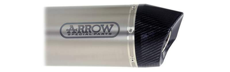 Arrow Maxi Race-tech per Bmw serie F serie K serie R Gs 4