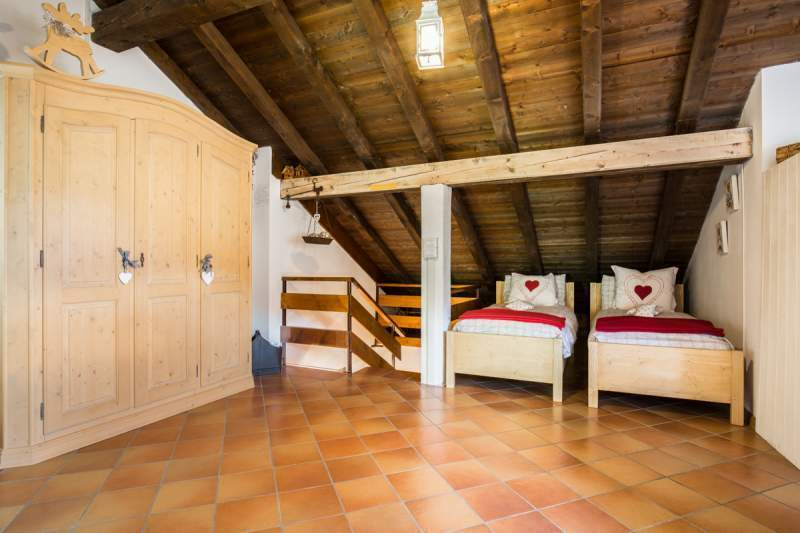 Affitto chalet in montagna a 1350 metri bellissima posizione 7