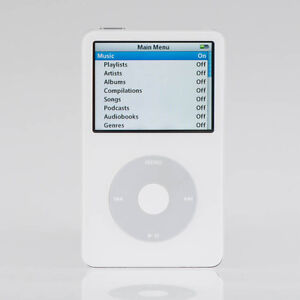 How to Restore an iPod Classic 30GB