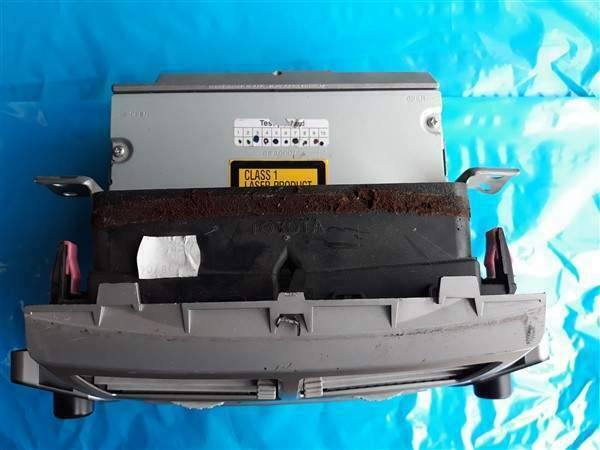 Stereo lettore cd toyota yaris 2010 7