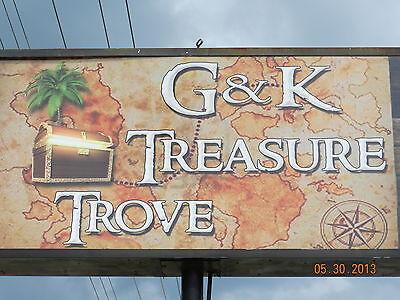 G&K TREASURE TROVE
