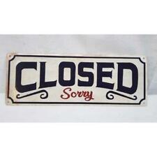 Tabella latta closed f