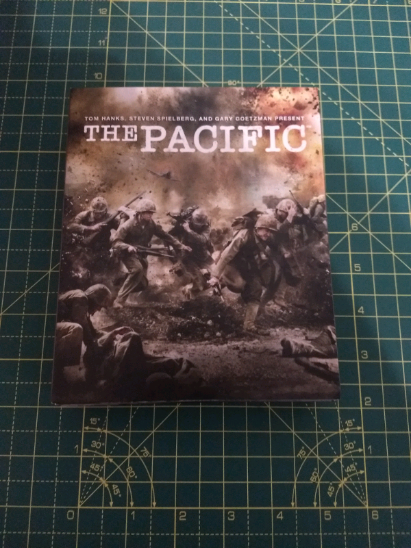 The Pacific - cofanetto - steel book - tinbox - Blu-ray 6