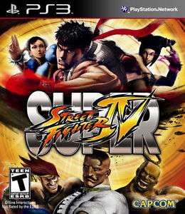 Street Fighter Video Game Buying Guide