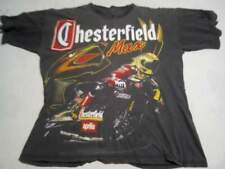 T-shirt Chesterfield Max Biaggi vintage