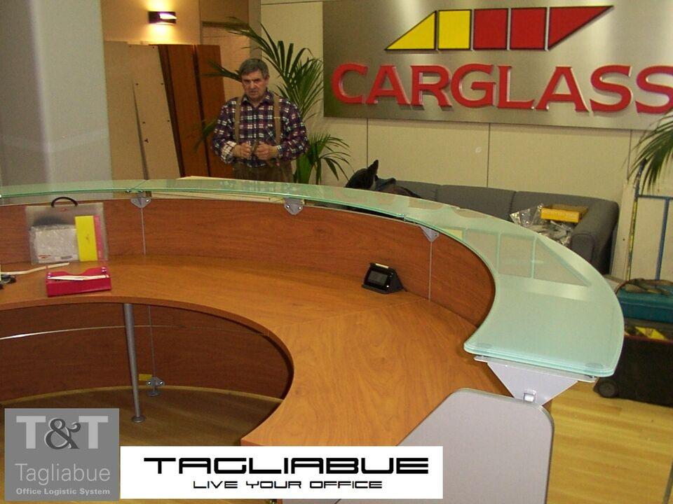 Reception & reception mobili per ufficio t&t system 6