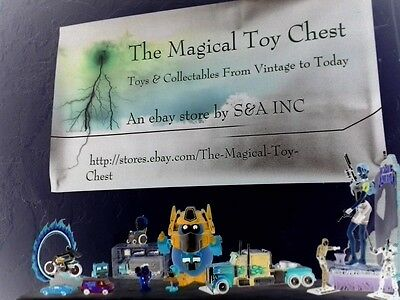 The Magical Toy Chest