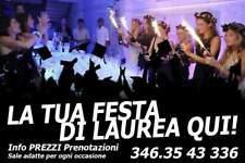 Location e sale per Lauree, compleanni e feste in genere