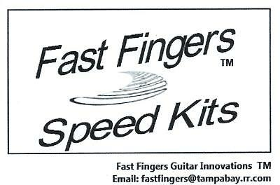 Fast Fingers Guitar Innovations