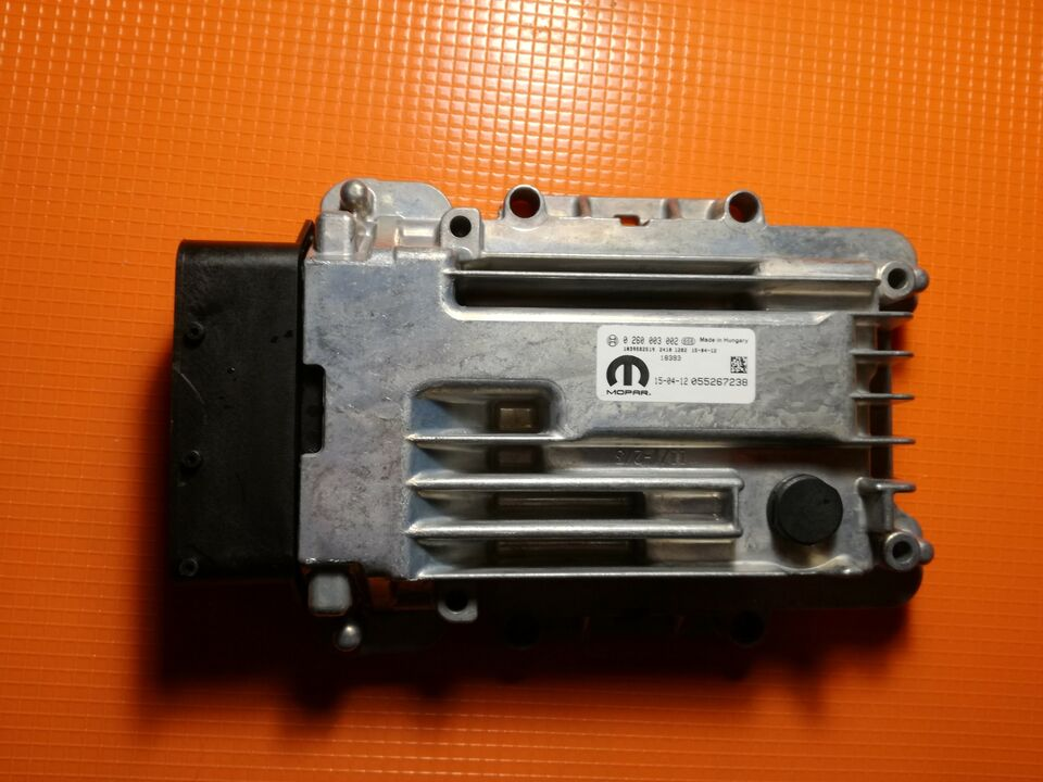 Jeep Renegade 2.0 JTD diesel 4x4 ECU ECM 0260003002 055267238 4