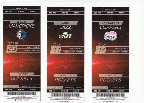 Houston Rockets Tickets Buying Guide | eBay