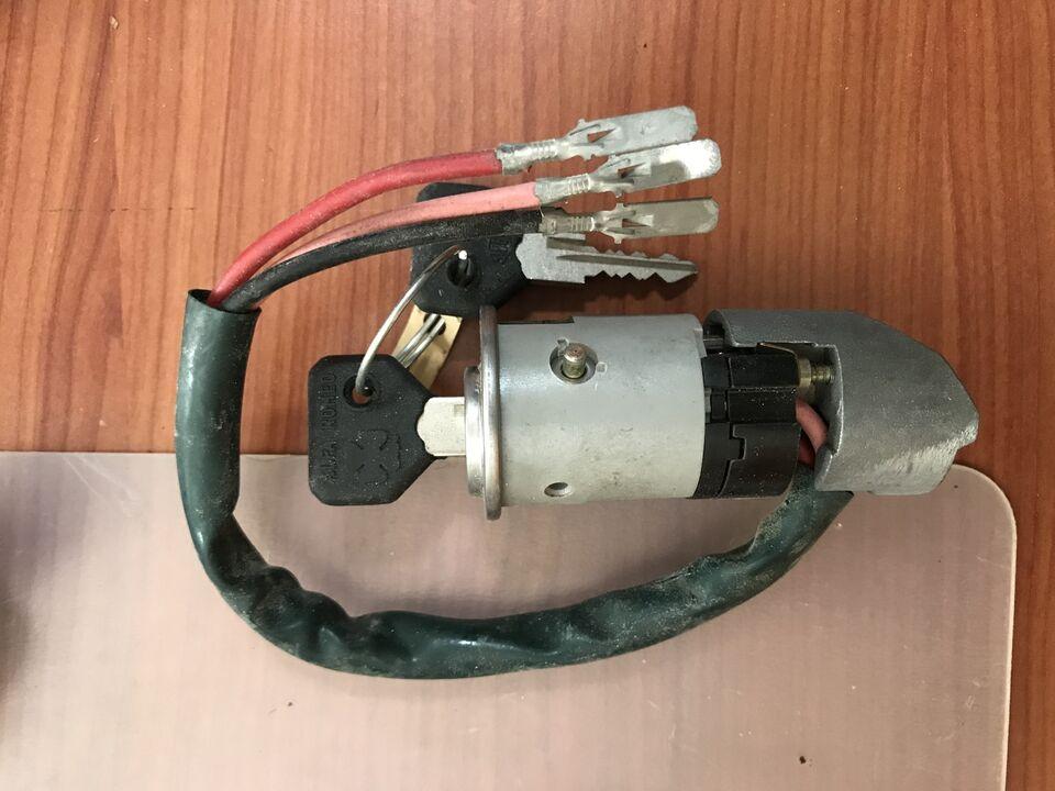 06 Alpha in ottone 322 Alfa-Romeo Spider tetto elettrico motore computer Gear 95