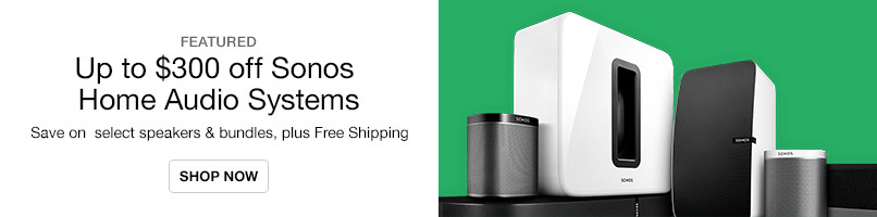 Shop Sonos from an Authorized Seller