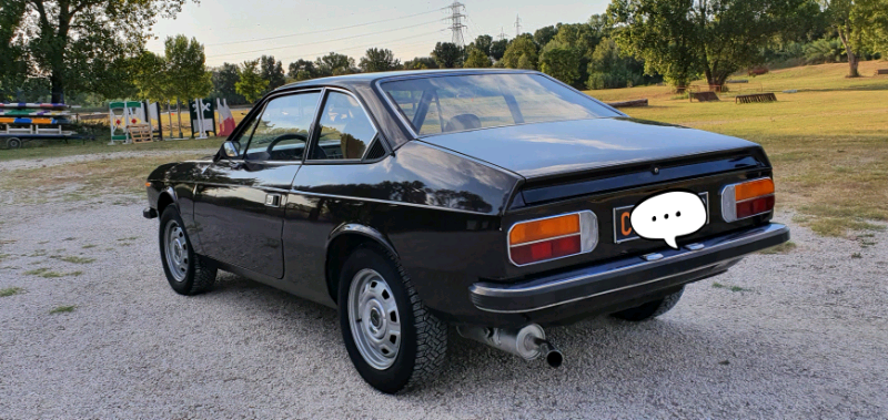 Lancia beta coupè 3