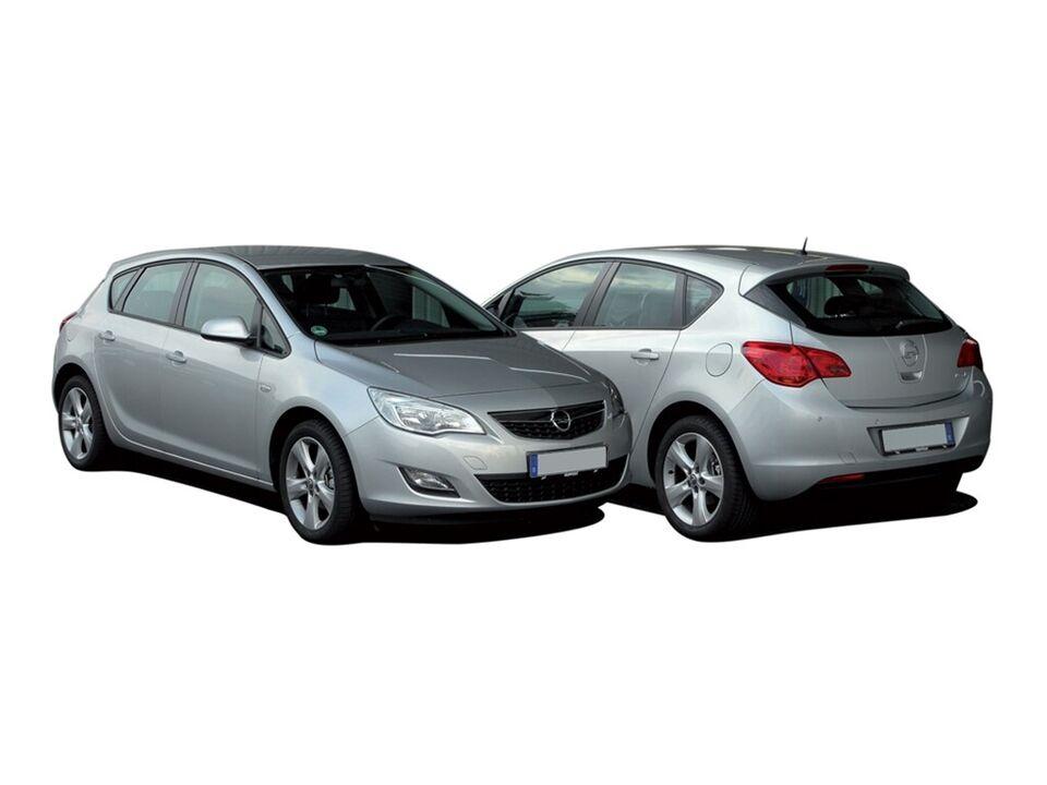 Opel astra j cofano kit airbag paraurti parafango 2009>12 6