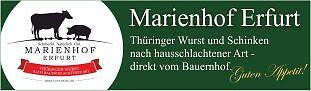Marienhof Erfurt-Thüringer Wurst