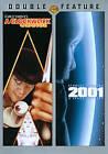 2001: A Space Odyssey/ Clockwork Orange DVD 2-Pack (DVD, 2012, 2-Disc Set)