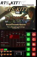 RTS4KITT Voice Console- The Ultimate Knight Rider Interface for CARPC