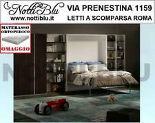 Letti a Scomparsa letto FLAT 2 piazze Smart Beds