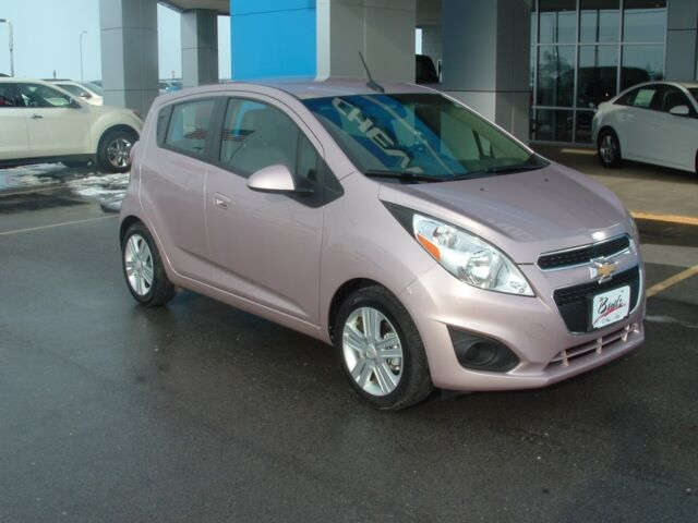 2014 chevrolet spark 1lt techno pink used chevrolet aveo. Black Bedroom Furniture Sets. Home Design Ideas