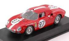 Best Model BT9025-2 FERRARI 250 LM N.27 6th LM 1965 A.BOLLER-D.SPOERRY