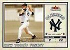 Fleer Autographed Lot Baseball Cards