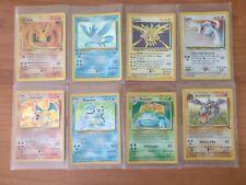 Carte Pokemon varie