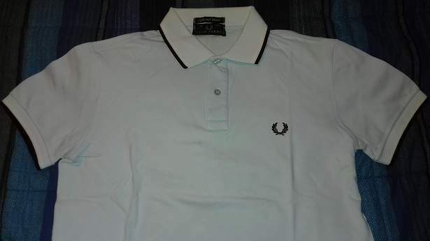 Polo Fred Perry Light and Stretch taglia 44 -112cm