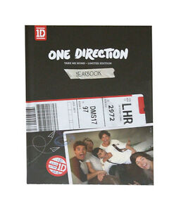 ONE-DIRECTION-TAKE-ME-HOME-LIMITED-EDITION-YEARBOOK-New-Sealed-CD-Year-book-1D