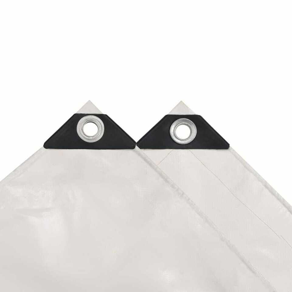Telone 650 g/m² 3x6 m Bianco 3