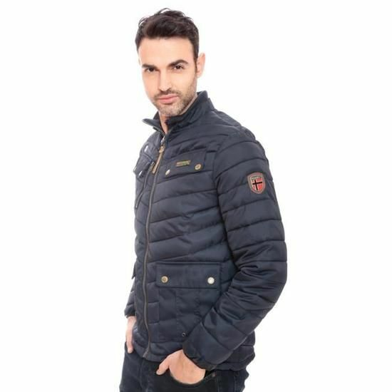 Geographical Norway Mod.Argent Marine Col.Nero -...